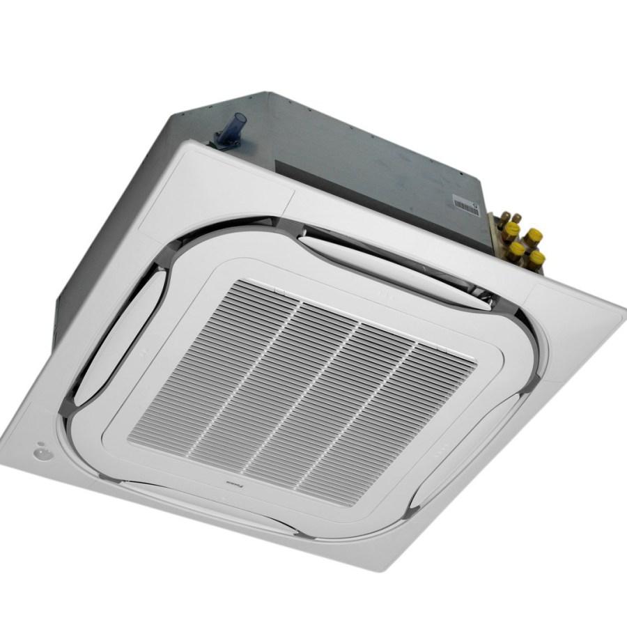 cassette air conditioning unit