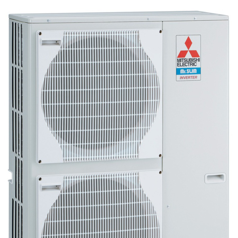 Twin fan air conditioning condensing unit